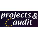 projects & audit s. r. o. – logo společnosti