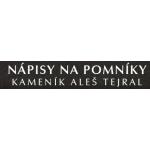Tejral Aleš- kamenictví – logo společnosti