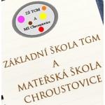 Základní škola T.G.Masaryka a mateřská škola, Chroustovice, okres Chrudim – logo společnosti