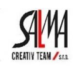 SALMA CREATIV TEAM s.r.o. – logo společnosti