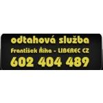 ODTAHOVÁ SLUŽBA ŘÍHA s.r.o. – logo společnosti