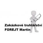 Zakázkové truhlářství - FOREJT Martin – logo společnosti