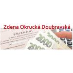 Zdena Okrucká Doubravská- DAŇOVÝ PORADCE – logo společnosti