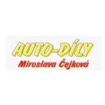 Čejková Miroslava - Autodíly Čejková – logo společnosti
