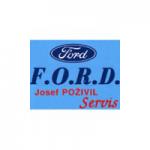 Poživil Josef - F.O.R.D. SERVIS – logo společnosti