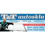 Těhník Petr- Autoskla – logo společnosti