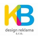 KB design reklama s.r.o. (pobočka Vratislavice) – logo společnosti