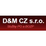 D&M CZ s.r.o. – logo společnosti