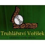 Jiří Voříšek - truhlářství – logo společnosti