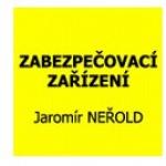 Neřold Jaromír - zabezpečovací zařízení – logo společnosti