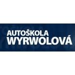 WYRWOLOVÁ - AUTOŠKOLA (pobočka Praha 5 - Velká Ohrada) – logo společnosti