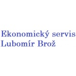 Ekonomický servis - Lubomír Brož – logo společnosti
