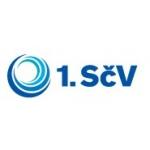 1. SčV, a.s. – vodohospodářské stavby – logo společnosti