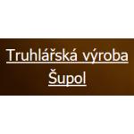 Truhlářská výroba Šupol – logo společnosti