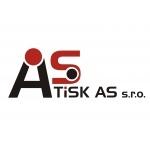 Tisk AS, s.r.o. (pobočka Praha) – logo společnosti