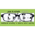Oční optika Jan Zlatník – logo společnosti