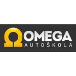 AUTOŠKOLA OMEGA s.r.o. (pobočka Chomutov) – logo společnosti
