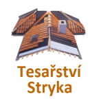 Stryka Miloslav -Tesařství Stryka – logo společnosti