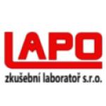 LAPO zkušební laboratoř s.r.o. – logo společnosti