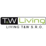 LIVING T&W s.r.o. – logo společnosti