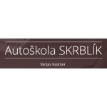 Autoškola SKRBLÍK – logo společnosti