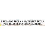 Základní škola a Mateřská škola pro tělesně postižené, Liberec, Lužická 920/7, příspěvková organizace – logo společnosti