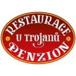 Restaurace a ubytování U Trojanů – logo společnosti