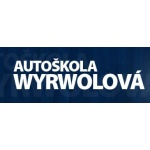 WYRWOLOVÁ - AUTOŠKOLA (pobočka Praha 5 - Luka) – logo společnosti