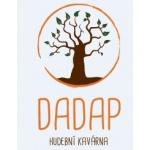 Hudební kavárna Dadap – domácí cukrárna Praha 9 Vysočany – logo společnosti