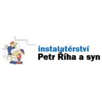 ŘÍHA PETR- Instalatérství – logo společnosti