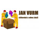 Vurm Jan – logo společnosti