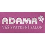 Půjčovna a prodej svatebních šatů - Svatební salon ADAMA, Praha 9 Prosek – logo společnosti