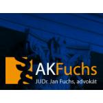JUDr. Jan Fuchs, advokát – logo společnosti