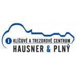 Klíčové a trezorové centrum Hausner-Plný s.r.o. – logo společnosti