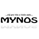 MYNOS STK s.r.o. - Emise, pneuservis, autoskloservis, automyčka Praha 8 – logo společnosti