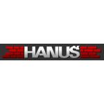 Hanuš Jiří - stavby Hanuš – logo společnosti