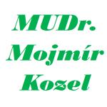 MUDr. Mojmír Kozel – logo společnosti