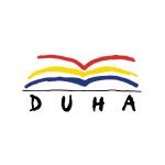 Společnost DUHA - integrace osob s mentálním postižením – logo společnosti