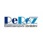 Rozkovec Jaroslav - PeRoz Elektroerozivní obrábění – logo společnosti