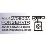 Svoboda Miloš - FONSERVIS – logo společnosti