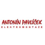 Pavlíček Antonín- ELEKTROMONTÁŽE – logo společnosti