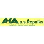 ALA, a.s. Řepníky – logo společnosti