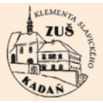 Základní umělecká škola Klementa Slavického, Kadaň – logo společnosti