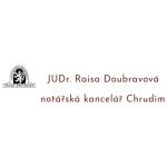 JUDr. Raisa Doubravová – notářská kancelář – logo společnosti