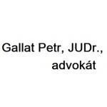Gallat Petr, JUDr. - advokátní kancelář – logo společnosti
