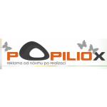 Papiliox - reklama od návrhu po realizaci – logo společnosti