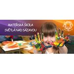 Mateřská škola Světlá nad Sázavou, Lánecká 698, příspěvková organizace – logo společnosti
