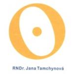 Tamchynová Jana, RNDr. – logo společnosti