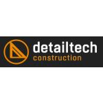 Detailtech Construction - Dřevostavby, stavební práce a rekonstrukce Praha – logo společnosti