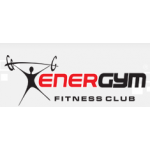 ENERGYM - fitness club – logo společnosti